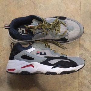 Filas dad sneakers